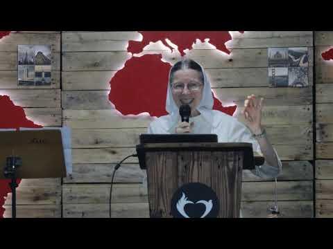 VIVA CULTO – A revelação do Amor de Jesus e a geração ferida – irmã Nechama Eister – 20.07.2019