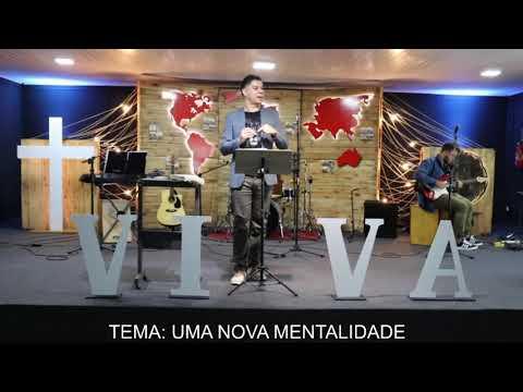 Uma nova mentalidade   Pr  Tiago M  Penha